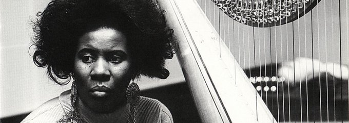 Happy birthday to Alice Coltrane.