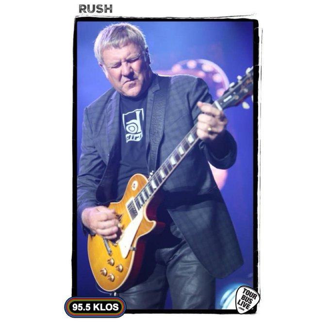 Happy Birthday to Rush\s, Alex Lifeson! Photo:
