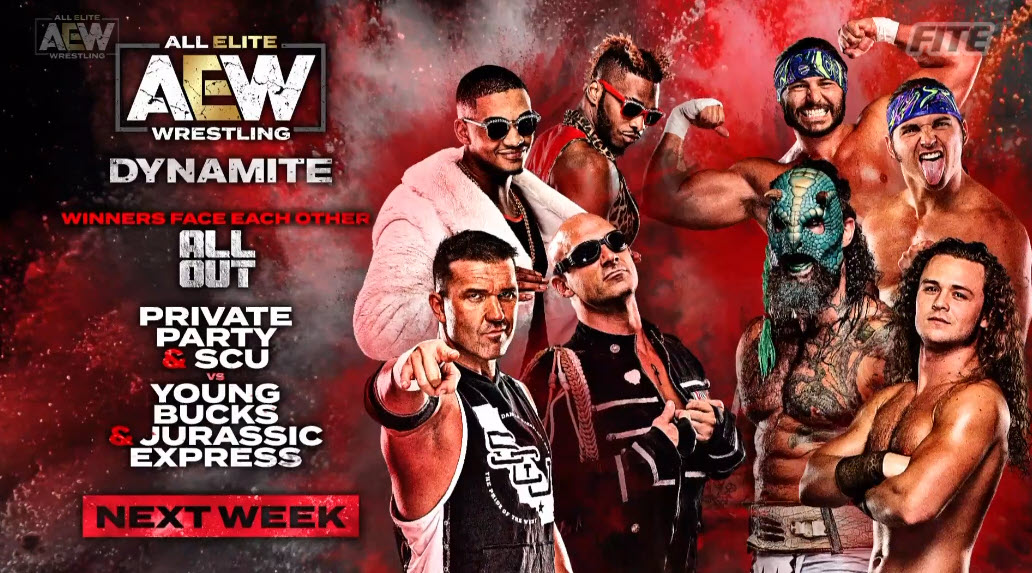 matches added to aew all out 2020 payperview  updated