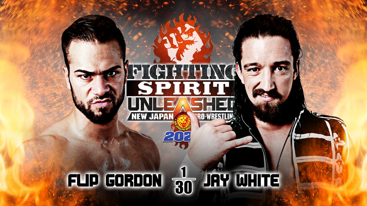 NJPW Announces Matches For Fighting Spirit Unleashed On NJPW STRONG, Former WWE Star To Debut