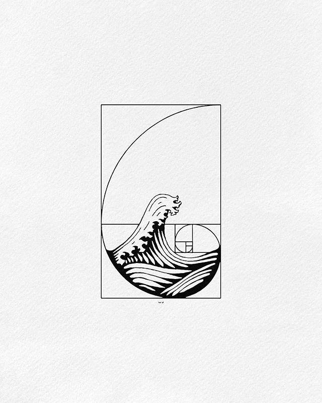 Wave  Follow : @logomakers_hq   by willfinchdesign  #wave #design #grafiker #adobe #minimal #matbaa #logotype #webdesign #creativity #inspiration #logodesigner #goldenratio #natureslover #visualinspiration #Fibonaccisequence #illustration #designing #designer https://t.co/jsTAf1SDUp