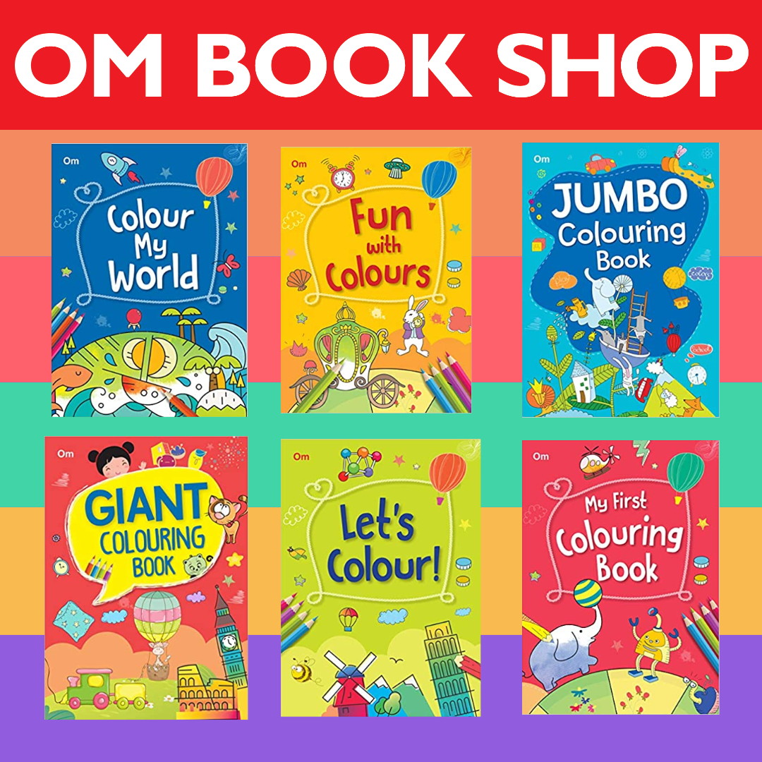 Page after page of delightful illustrations of animal, birds and objects waiting to Spring to life with a stroke of colour by the young artist!a must-have book to occupy the child with hours and hours of creativity and fun! Online Store- https://t.co/EHwKEaDGWH https://t.co/gUhOqYoI5V