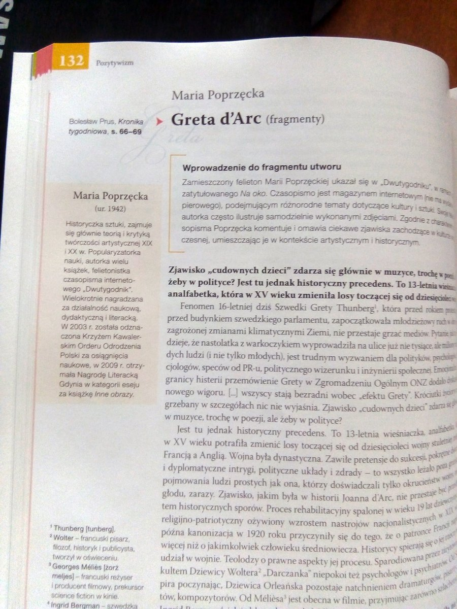 Podręcznik do jęz. polskiego, 2 klasa liceum. https://t.co/oDGSUdWhBq