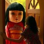 『恐怖人形』ホラー好きはぜひ!チェーンソーを持った人形・・・。