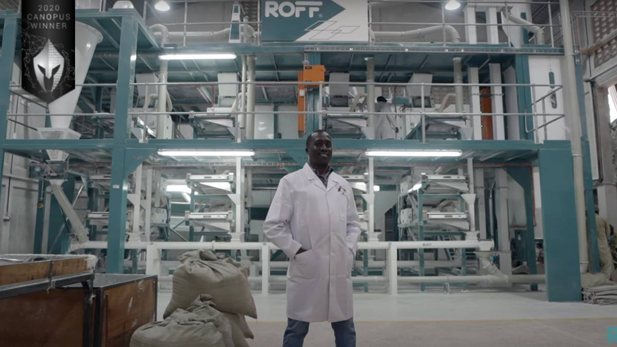 𝟐𝟎𝟐𝟎 𝐂𝐚𝐧𝐨𝐩𝐮𝐬 𝐖𝐢𝐧𝐧𝐞𝐫 🇿🇦  Machines That Drive Success by @magn3tic  Category: #video #salesmotivation  Roff Milling is the manufacturer of maize milling machines and accessories in South Africa: https://t.co/CMQm35LOGH   Visit https://t.co/ZOZW3Te8zv today!  #vega https://t.co/7LdUg8j53e
