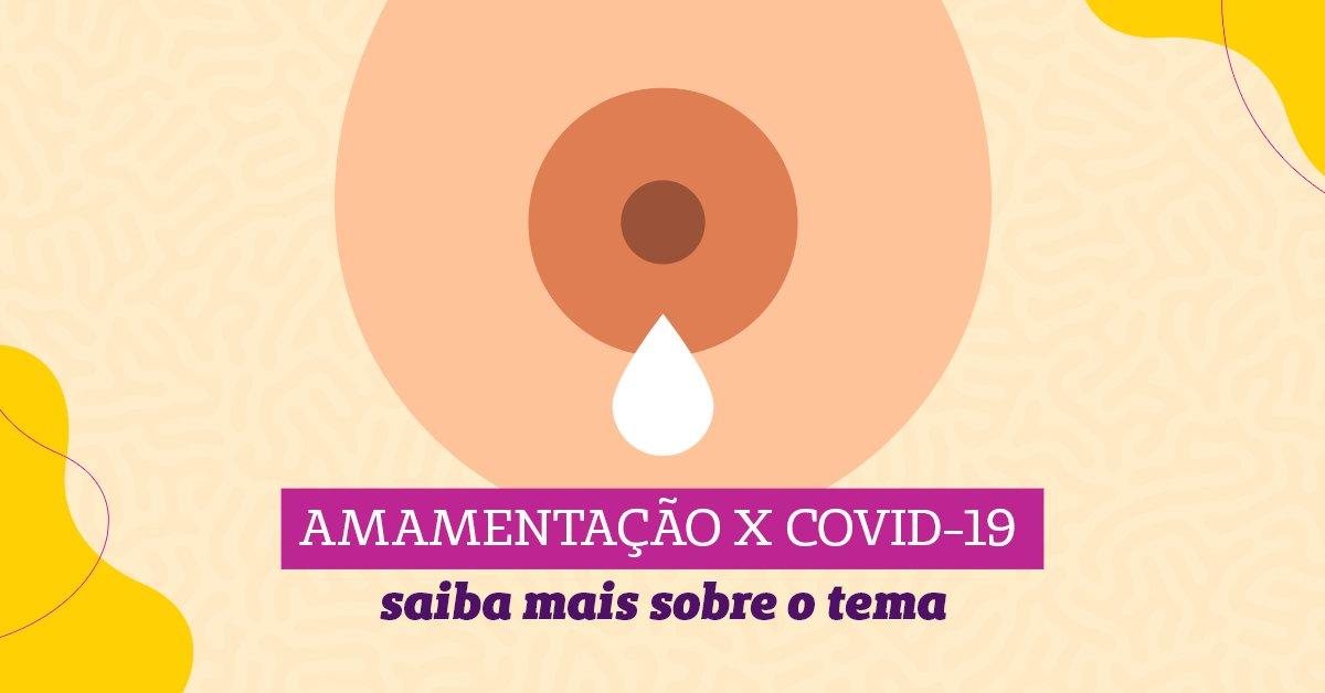 Os estudos feitos até hoje indicam que, em mães diagnosticadas com COVID-19, não há coronavírus no leite materno. Por isso, a mãe pode seguir o aleitamento se estiver fisicamente bem e seguindo orientações de higiene. Entenda melhor: https://t.co/x9fUYex4ih https://t.co/PIfXQ4fJ8K