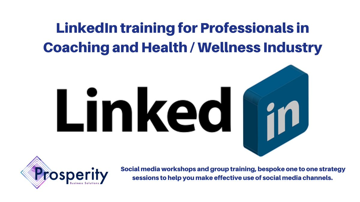 With hundreds of millions of users, #LinkedIn is one of the best networking resources available for #Health and #Wellbeing professionals. Message me to find out how I can help you build a strong, effective LinkedIn #Marketing Strategy for your business.