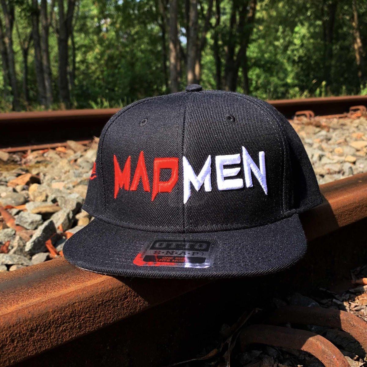 Almost weekend 🙌🏻 celebrate it with this MAD #hat 🔥 https://t.co/P2d79eVqg2  #customhat #streetwearaddict #y#hatgame #teamfitted #capaddict #streetapparel #dailystreetwear #hatclubexclusive #flatbrim #customembroidery #dtgprinting #capcollector #snapbackhat #fashiongram https://t.co/TjcQjjY1Ts