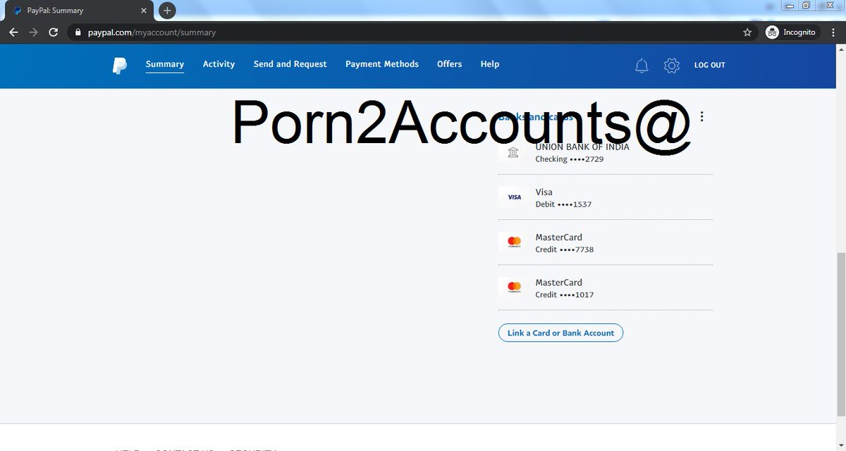 Account free paypal 13 Doable