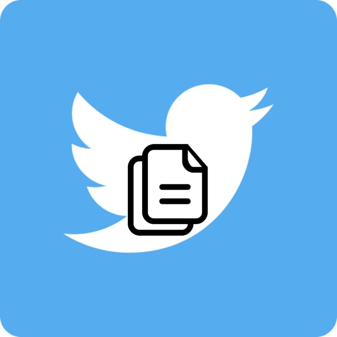 تويتر أعلنت   أنها راح تمنع أي شخص ينسخ تغريدة من الشخص الثاني ولو اكتشفوا هالشيء  راح يسوون على حسابك إجراءات من ضمنها إيقاف الحساب  https://t.co/bM90TpkILk https://t.co/hOKNwUHhzP