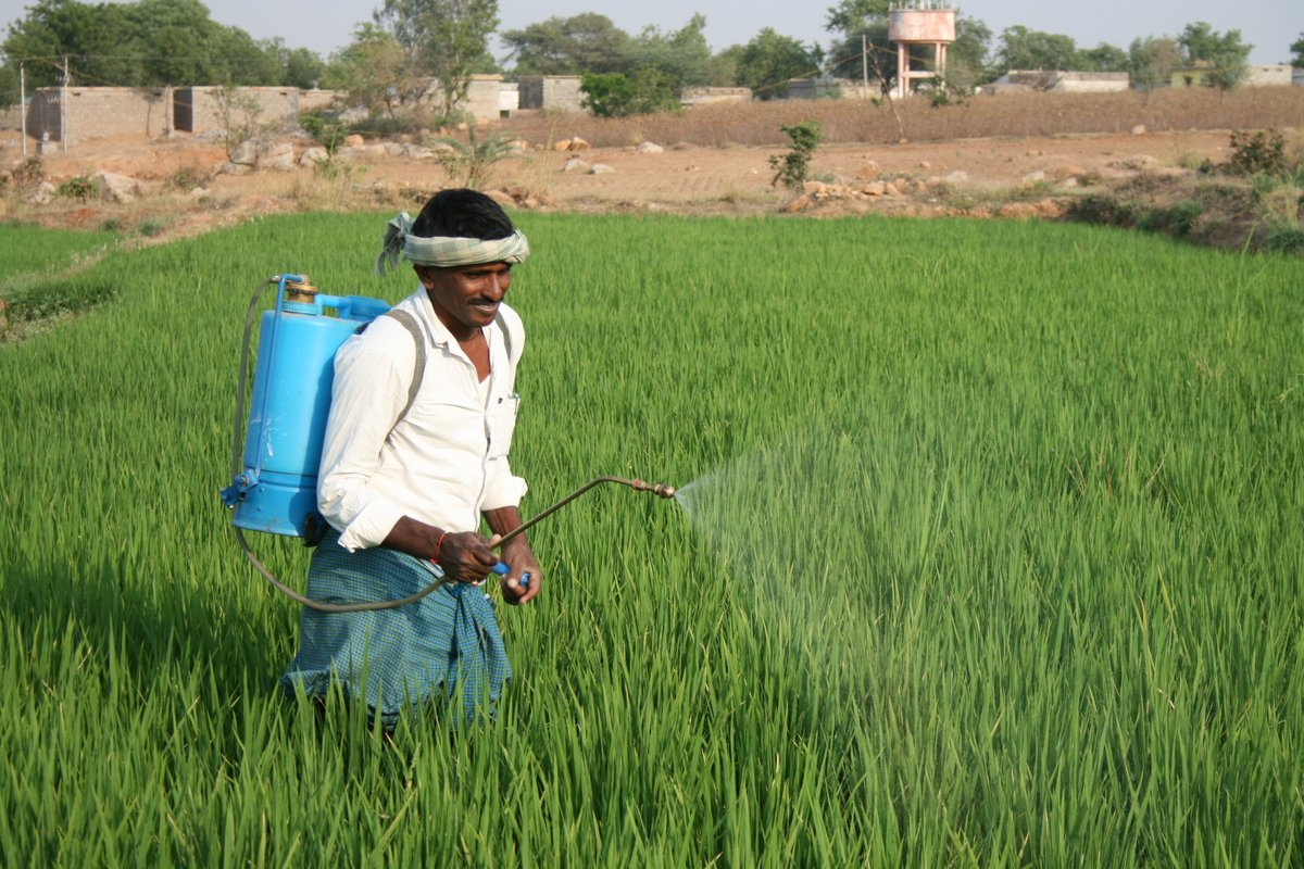 Here is an opportunity for you to help improve the livelihoods of 1500 farmers in #Telangana by supporting to promote #ClimateResilientAgriculture Practices among these farmers.  Support here:   #LivelihoodsMatter #MoveForGood @HSBC_IN @DaminiKhaire