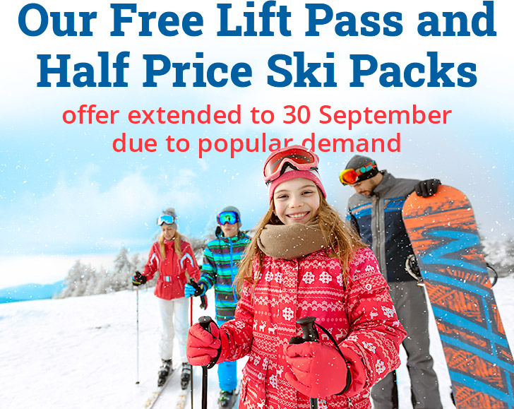 Looking for a great value ski holiday this winter? Hurry, this offer from Balkan ends tomorrow! 👇