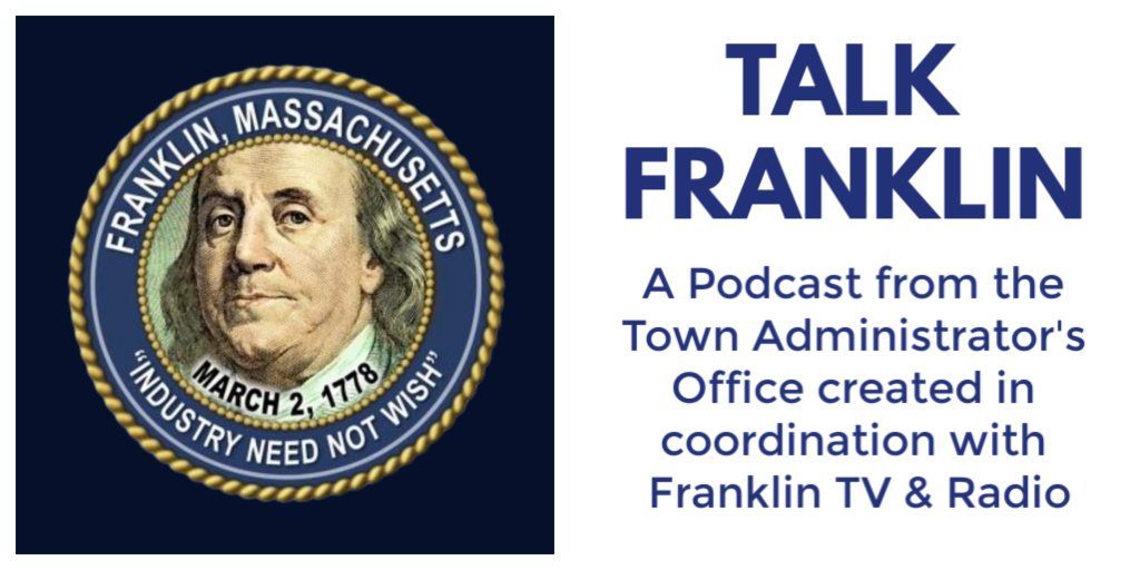 Talk Franklin: A new episode is available