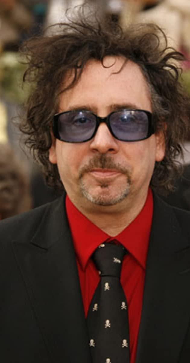 Happy (belated) Birthday, Tim Burton