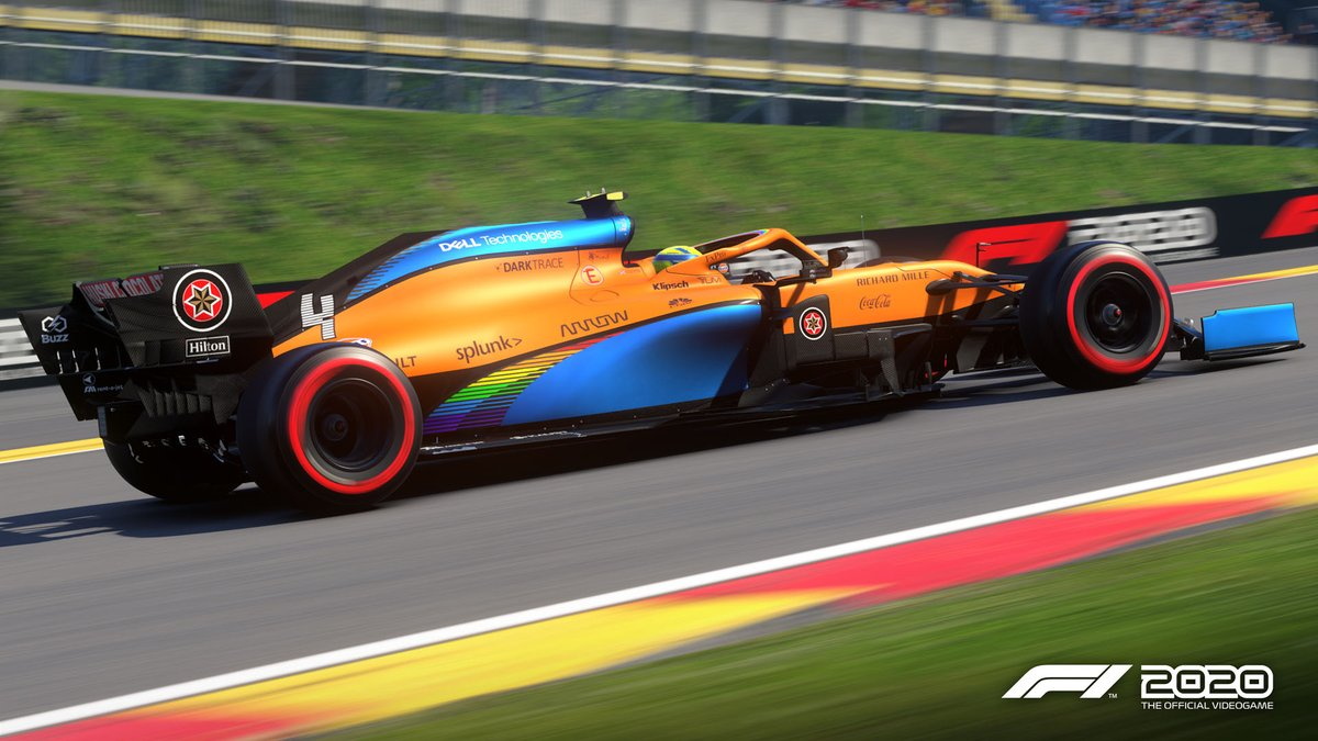 Formula 1 Game On Twitter Get More Details On The Livery Updates And More Right Here Https T Co Cmfkrceixb