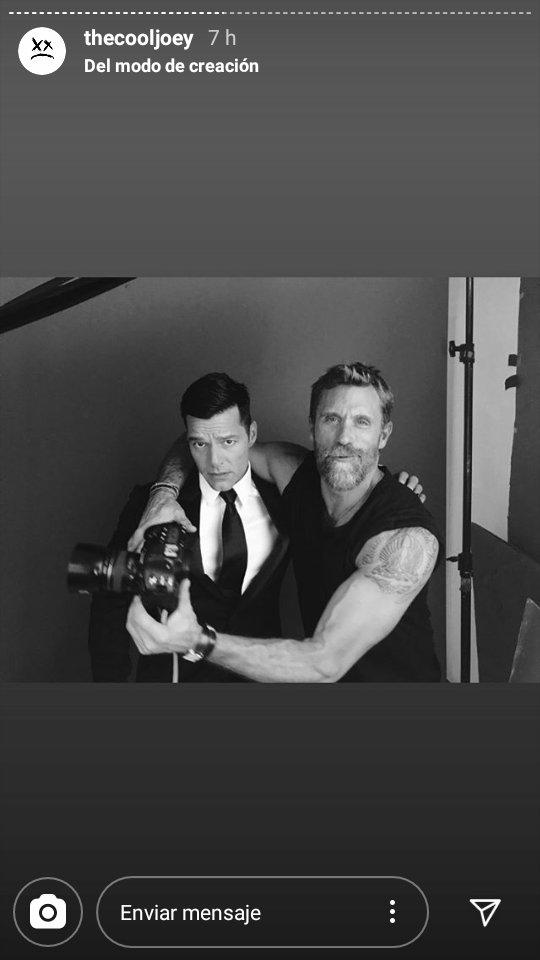 #InstagramHistory #tbt❤️ #thecooljoey 🔥🔥🔥 @ricky_martin ❤❤❤ #RickyMartin  @RMwebteam @inpulsemedia @perfpartnerspr