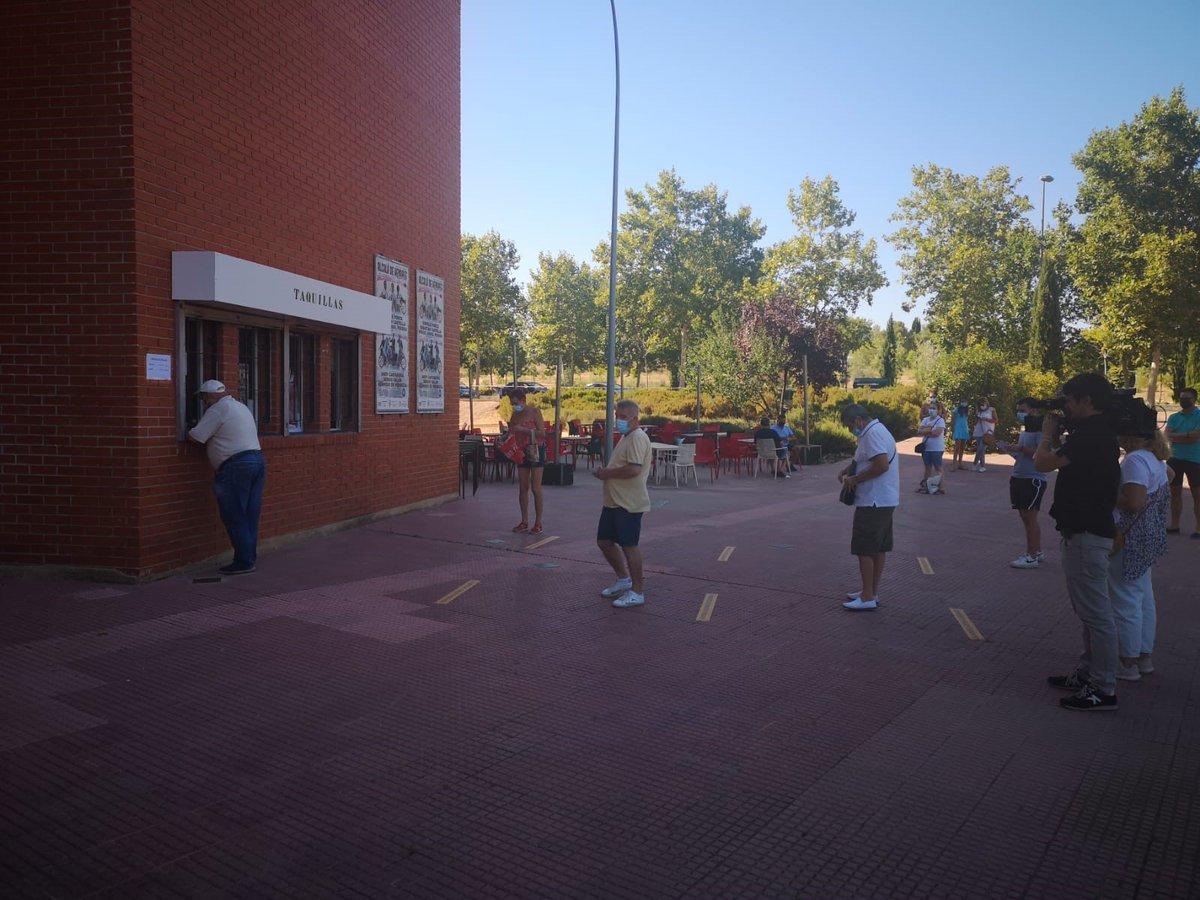 Foto cedida por Plaza de Toros Alcalá