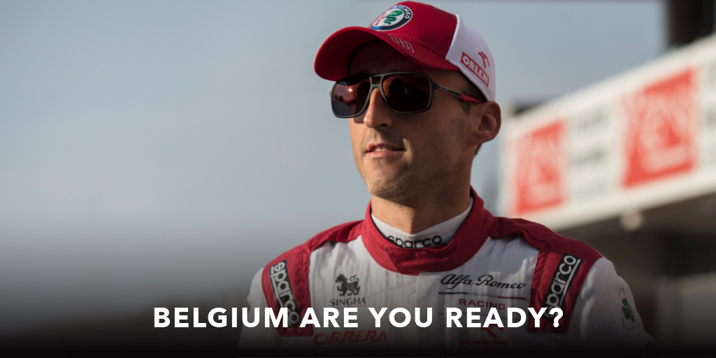 Be bold and discover the unique Capsule collection. Available at https://t.co/es2UyCrXqI. #carrera #driveyourstory #belgiumgp #alfaromeoracing #orlen #robertkubica https://t.co/DHRjHwfWIi