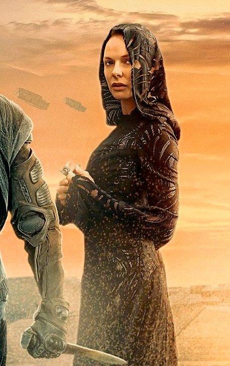 "Rebecca Ferguson web on Twitter: ""Rebecca Ferguson as Lady Jessica in ""Dune""  (2020) - Empire Magazine (2020) cover close-up… """