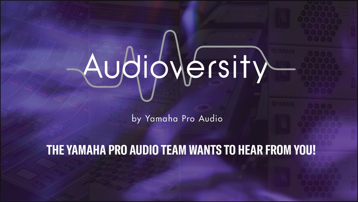 In an effort to provide the audio engineering community and our customers with webinar and training content that best suits their needs, please complete the short survey below. #yamaha #yamahaaudioversity #audiotraining  https://t.co/UdezAiJxWZ https://t.co/Uw4x5P3VwQ