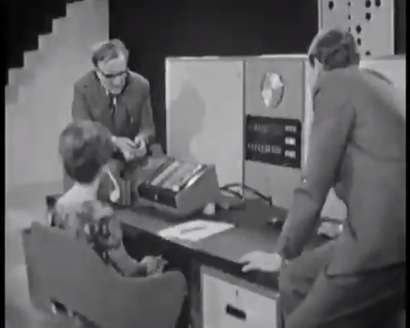 The extraordinary power of a computer in 1962