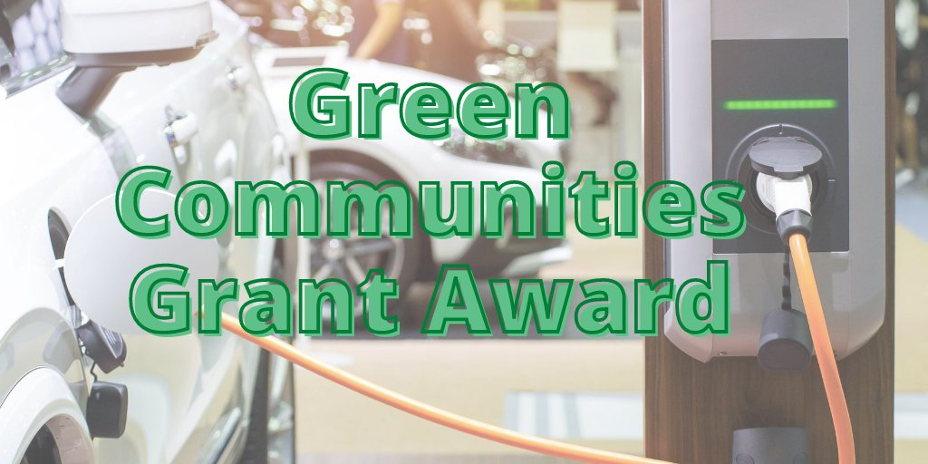 Franklin receives Green Communities Grant Award