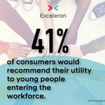 Image for the Tweet beginning: 41% of consumers would recommend