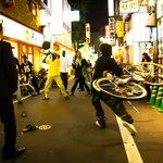 まるでゲームの世界?歌舞伎町であったケンカの様子!
