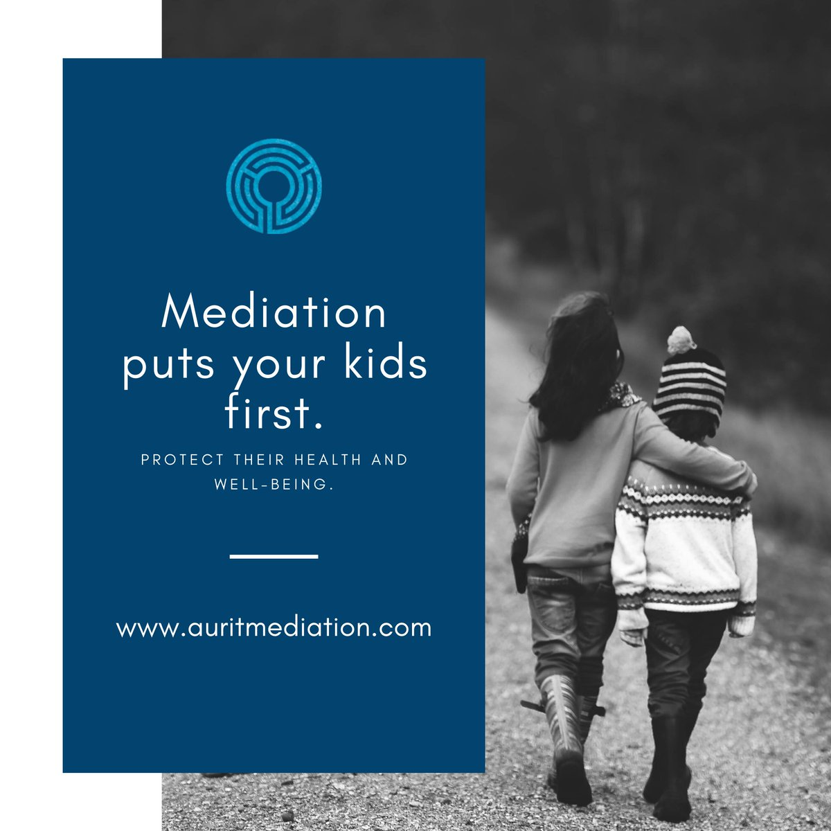 The Aurit Center For Divorce Mediation keeps your children at heart.  #theauritcenter #healthydivorce #mediation #divorcemediation #online #onlinemediation #divorce #parenting #coparenting #family #kids #children #heart #conflictresolution #healthy #best #interests #focus #needs https://t.co/oqERbTFBlv