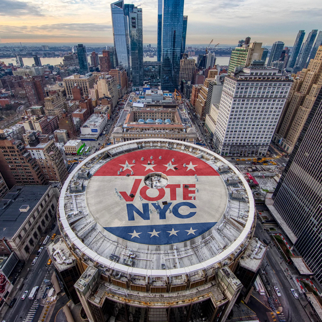 Madison Square Garden is excited to support our community by partnering with NYC Board of Elections to serve as a polling site forresidents to exercise their right to vote in theupcoming general election. https://t.co/DyapkzaOX8
