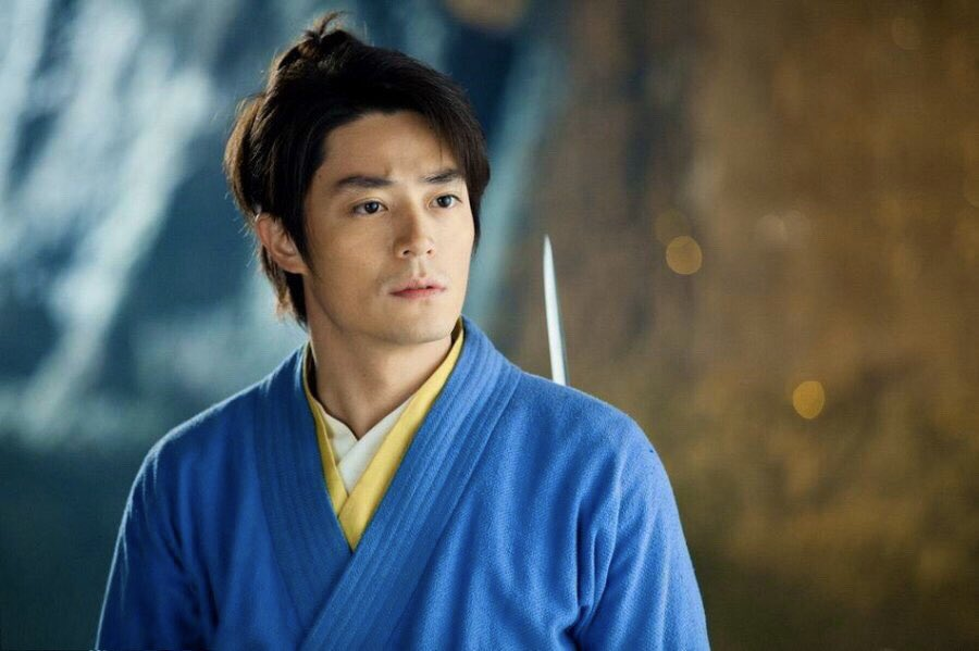 wallace huo in swordsman (2013)  #霍建华 https://t.co/HKityi2HLW