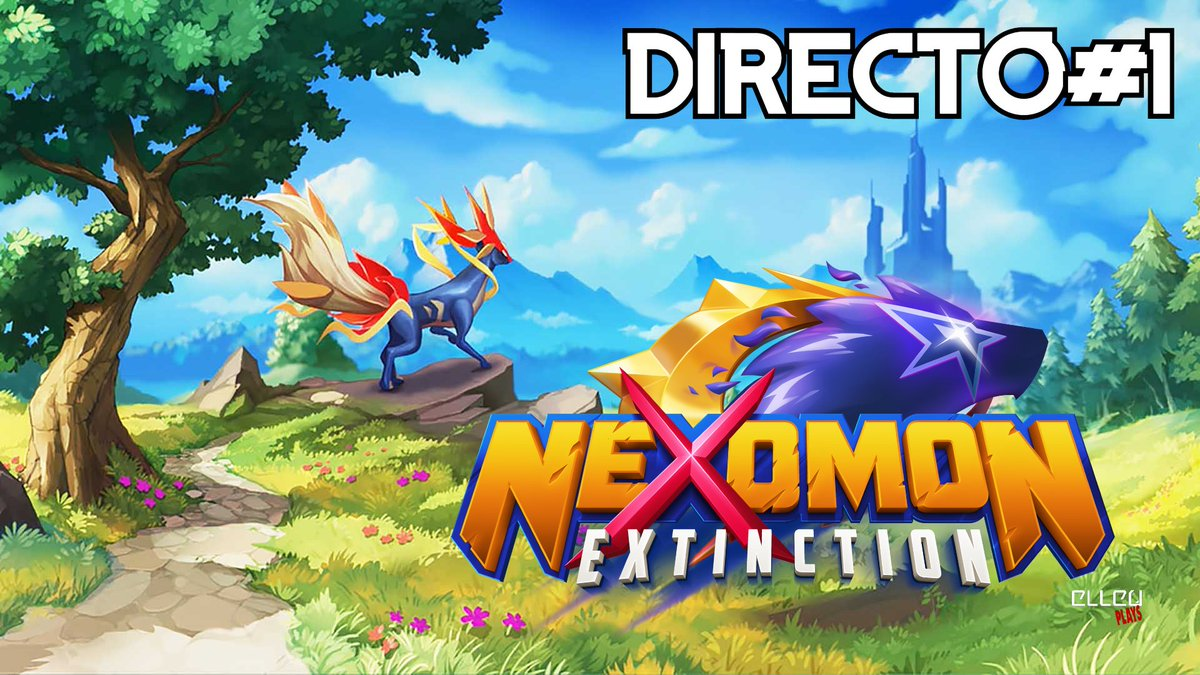 ⚠️Hoy 10 Pm. Nexomon: Extinction #1 / Nintendo Switch - Directo SOLO por Youtube ⚠️  Youtube!  https://t.co/FbQxopXQvD  #elleu #nexomonextinction  #nintendoswitch #yaestapagado #gameplay #gameplays #elleuplays #instagamer #streamer #mexico https://t.co/mBg8TDce6A