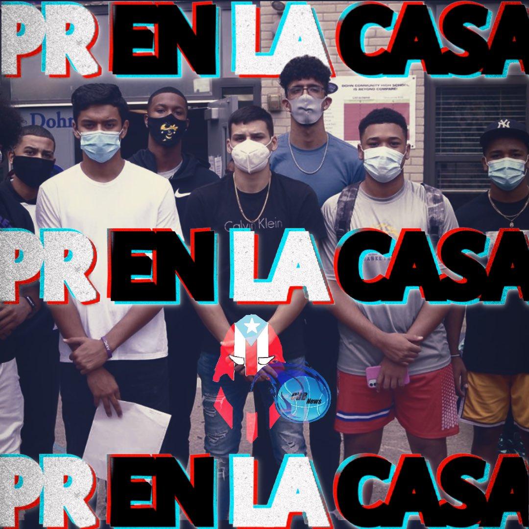 El escuadrón del Pánico en Dohn Prep. 🤯🥶🇵🇷 @DohnPrepBball @Migue13627 @Casillas30Gaby https://t.co/XpCKE3fjqA
