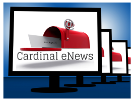Check-out this week's Cardinal eNews | August 28 conta.cc/34MmRIn