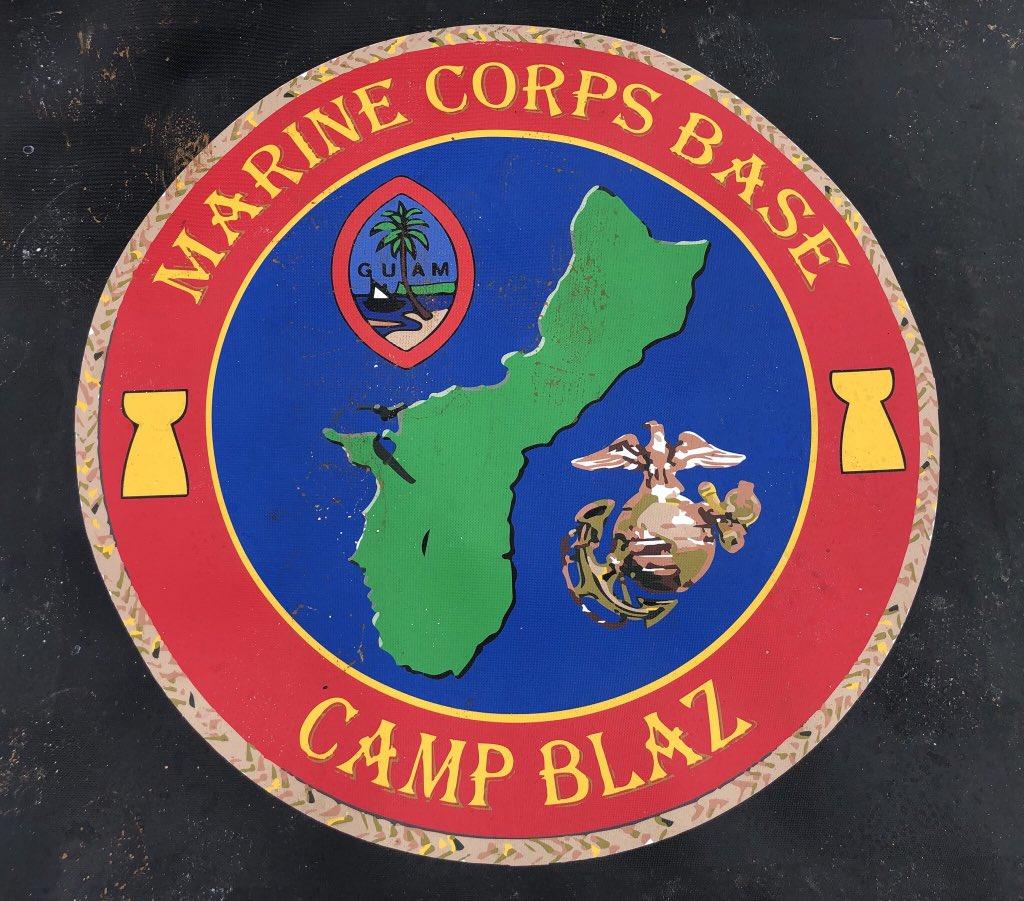 Image result for camp blaz new