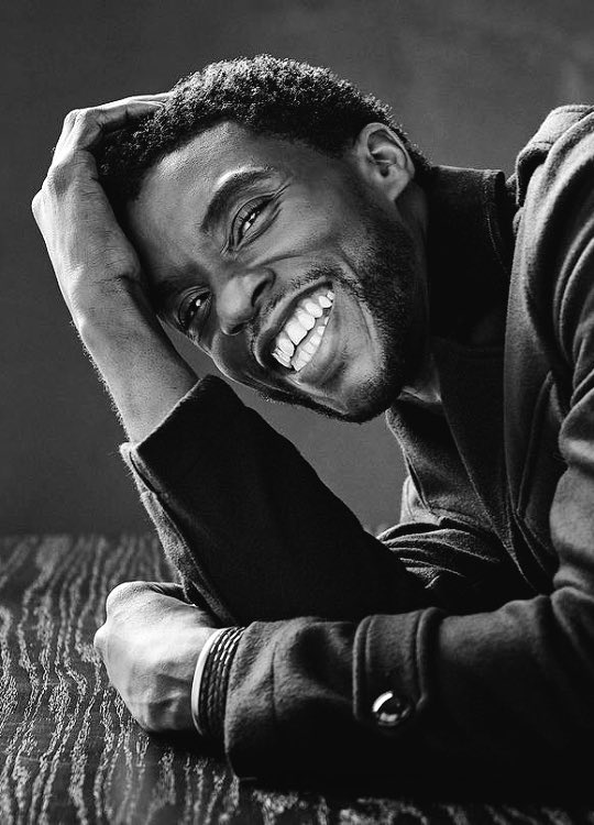 Chadwick Boseman (@chadwickboseman) on Twitter photo 29/08/2020 04:18:48