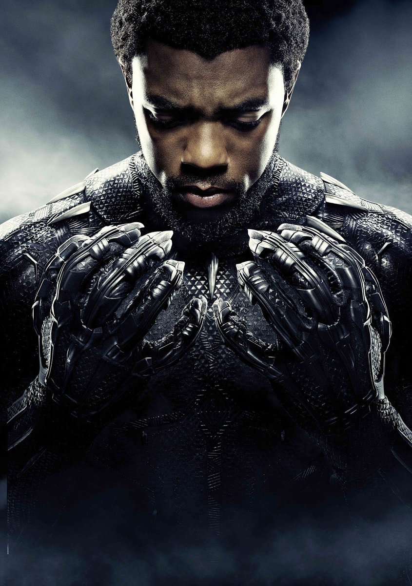 To a hero who transcends universes. Wakanda Forever. Rest in Power Chadwick. https://t.co/F5YhIbK4wg