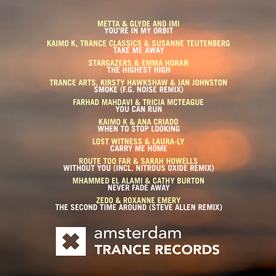Summer is slowly coming to an end... ☀️ It's safe to say that it's been a HOT season for #VocalTrance here on Amsterdam Trance Records! Pick your favourite from our ten summer releases 😎 @RazNitzan https://t.co/7YAySmO833