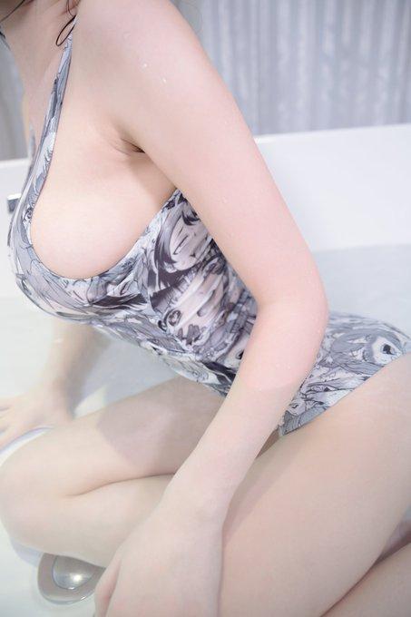 コスプレイヤー清水由乃のTwitter自撮りエロ画像61
