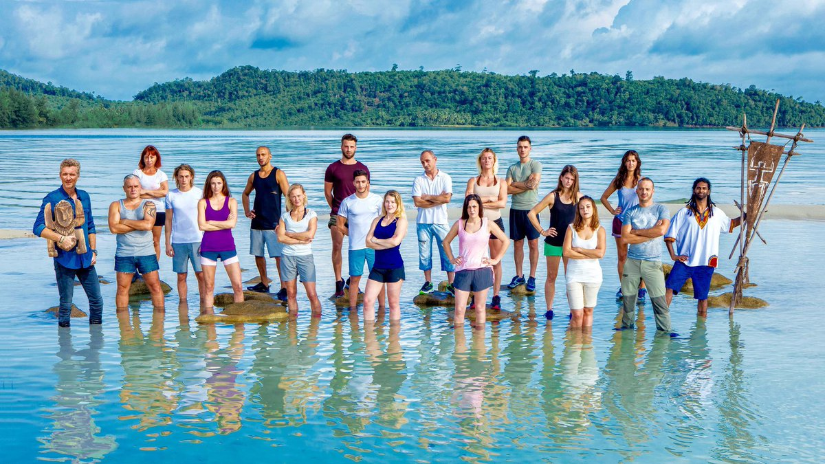 Koh Lanta 25x2 Les 4 Terres Episode 2 Season 25 Episode 2