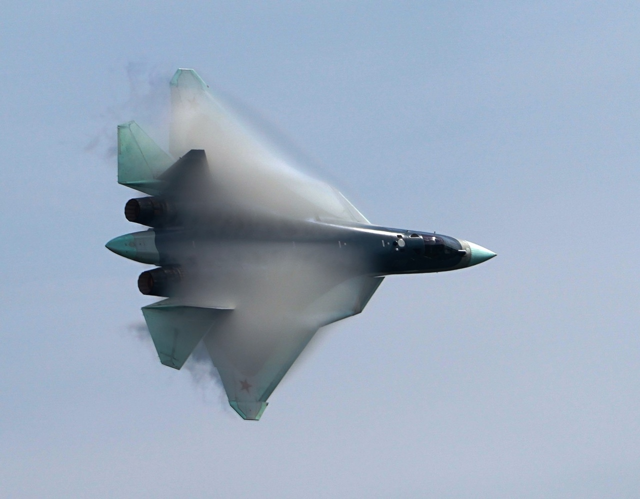Su-57 Stealth Fighter: News #6 - Page 13 EgklPEIVgAAGyof?format=jpg&name=large