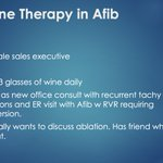 Image for the Tweet beginning: Appropriateness of offering ablation therapy