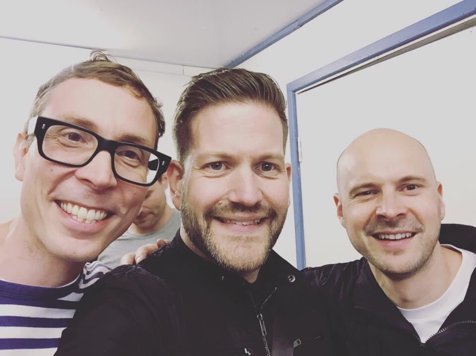Huge thanks to @aboveandbeyond for having me in the @abgrouptherapy guest mix last night! Some great comments from you all, have a great weekend!  📸 Creamfields 2017 https://t.co/urC5xxYr34
