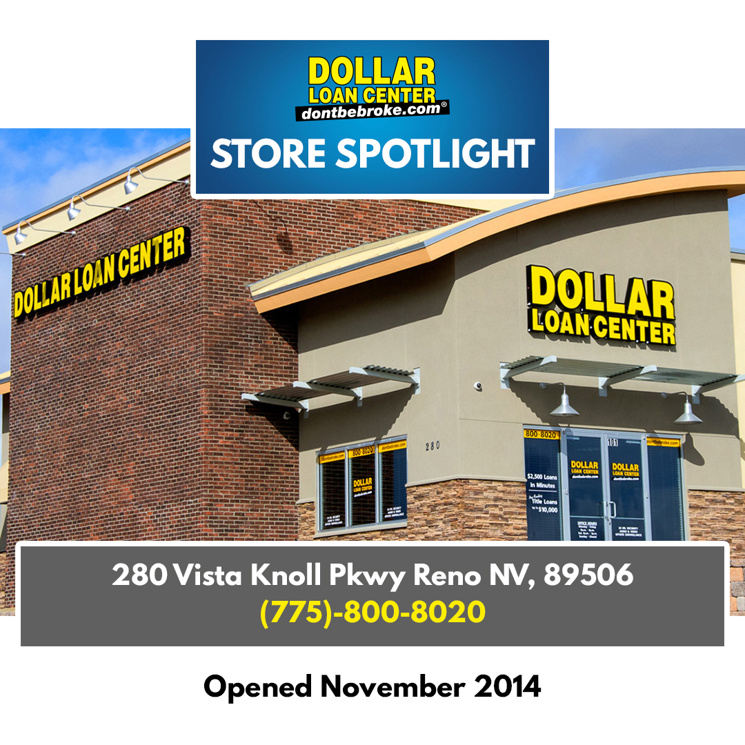 DLC Store Spotlight #57 280 Vista Knoll Pkwy Reno NV 89506 775-800-8020 https://t.co/3d5qfXBvl8