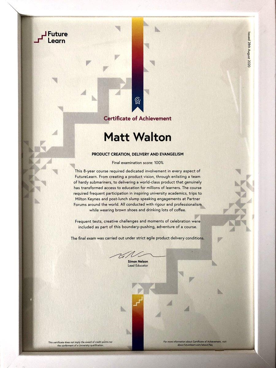 I got a certificate too! https://t.co/bMZ90hNFuY