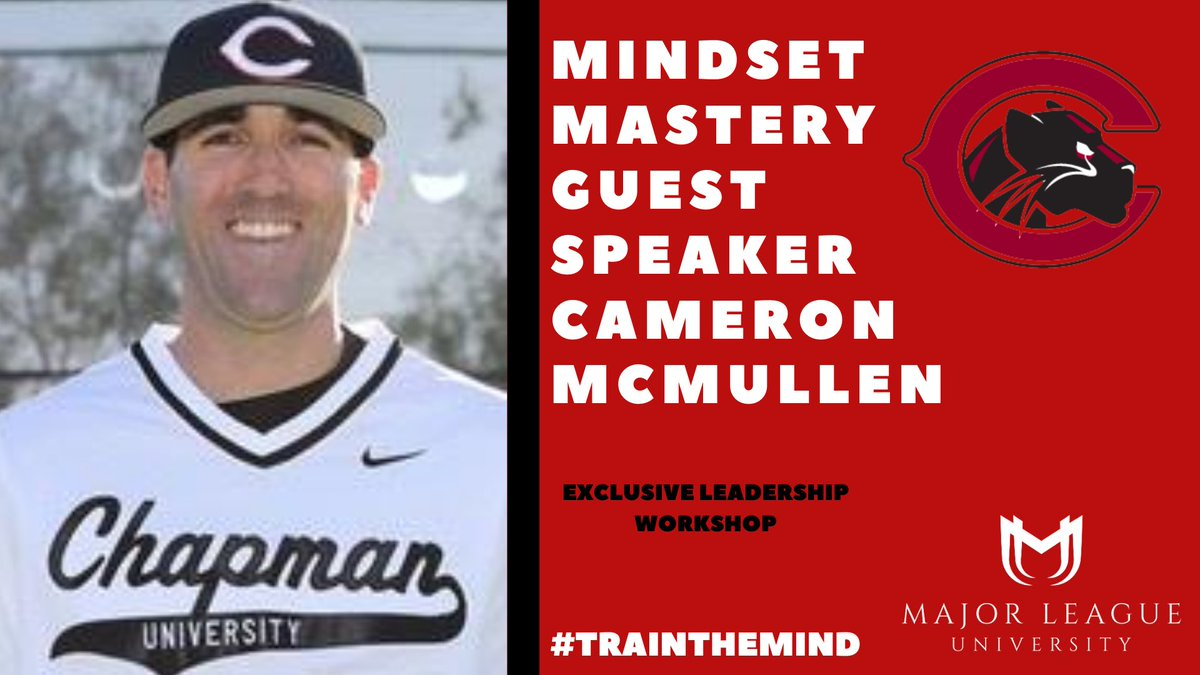Do YOU want to become a great LEADER?   Exclusive opportunity for all of our Mental Game clients 🧠   @Doc_McMullen   #DevelopingLeaders #TrainTheMind https://t.co/BciJyf00c1
