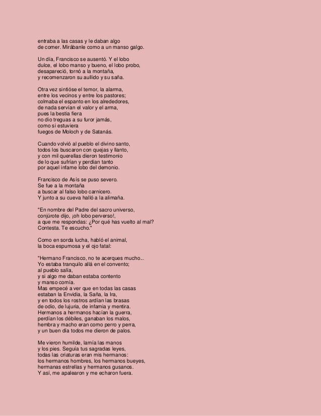 Alma Marina בטוויטר Para Introducir A Los Niños En La Poesia Se Los Lei Durante El Desayuno Este Poema Es Muy Hermoso Los Motivos Del Lobo Ruben Dario Https T Co Kp0bllqqzx