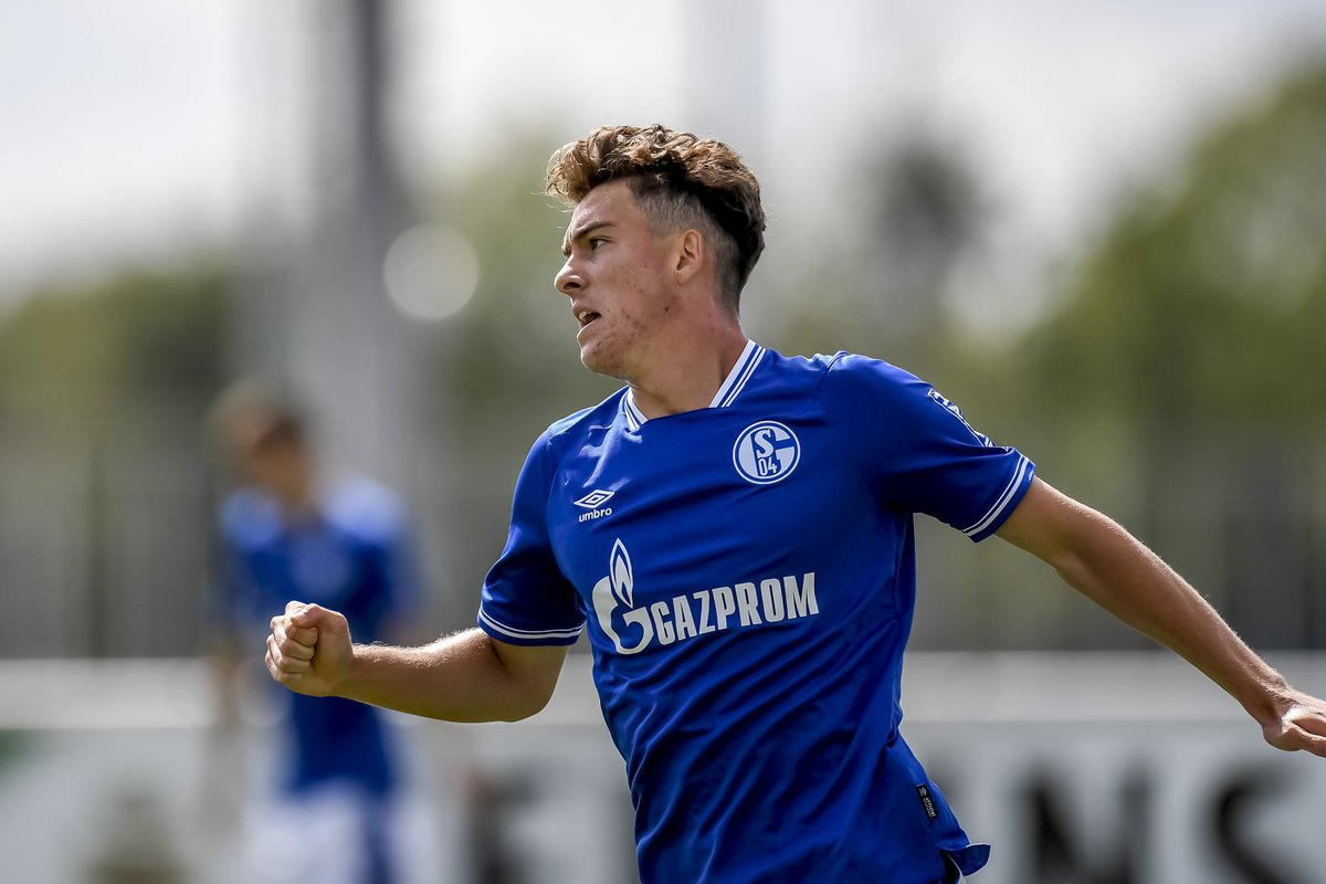 Schalke 04 Usa On Twitter Matthew Hoppe Bagged The Winner For Our U23s In Their Pre Season Friendly Today Schalkeus