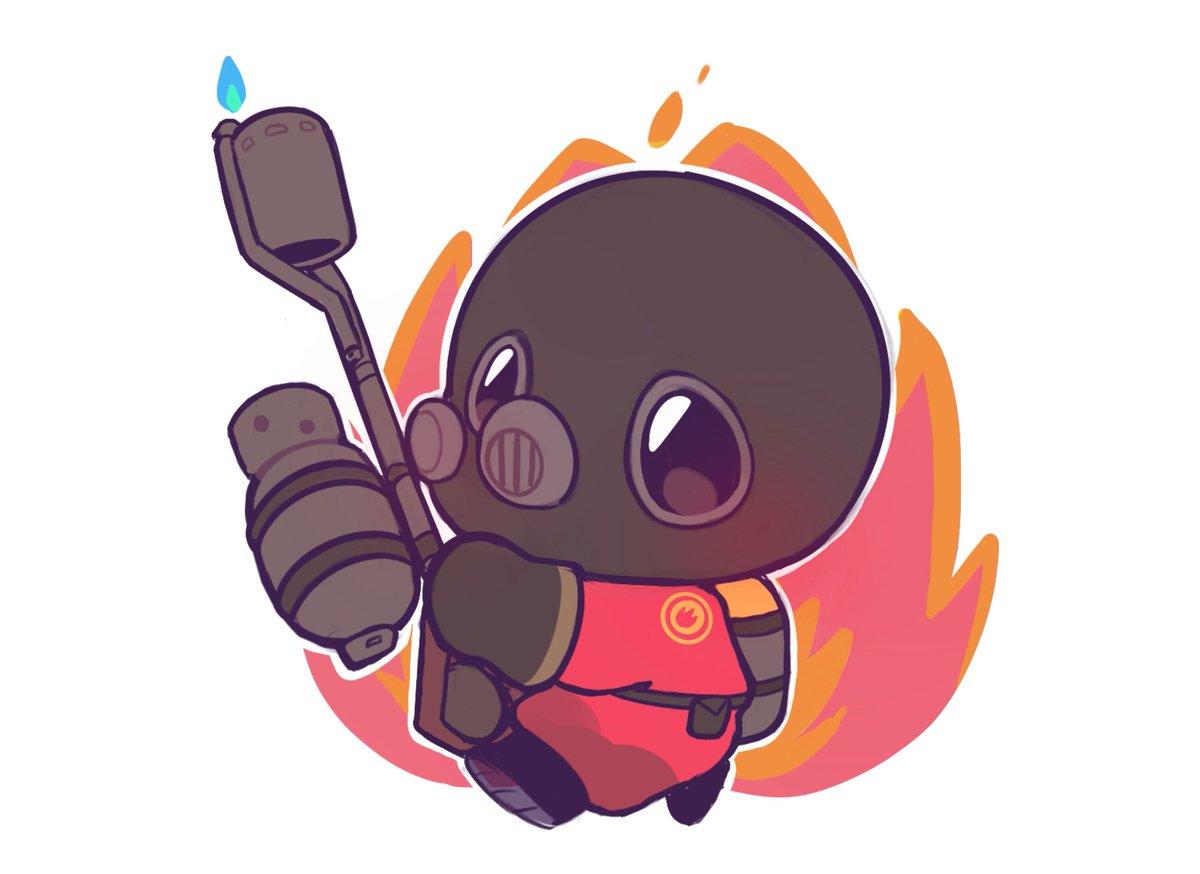 Cute Pyro
