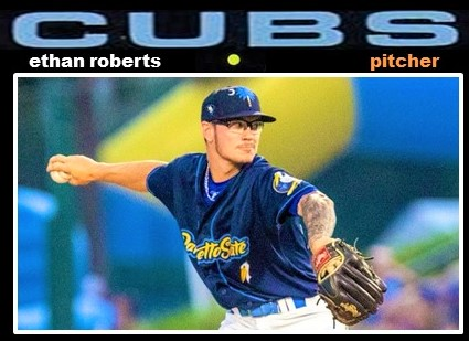 Prospect Update - Ethan Roberts Developing Via Twitter This Year